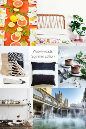 Weekly Links: The Pre Vacation Edition